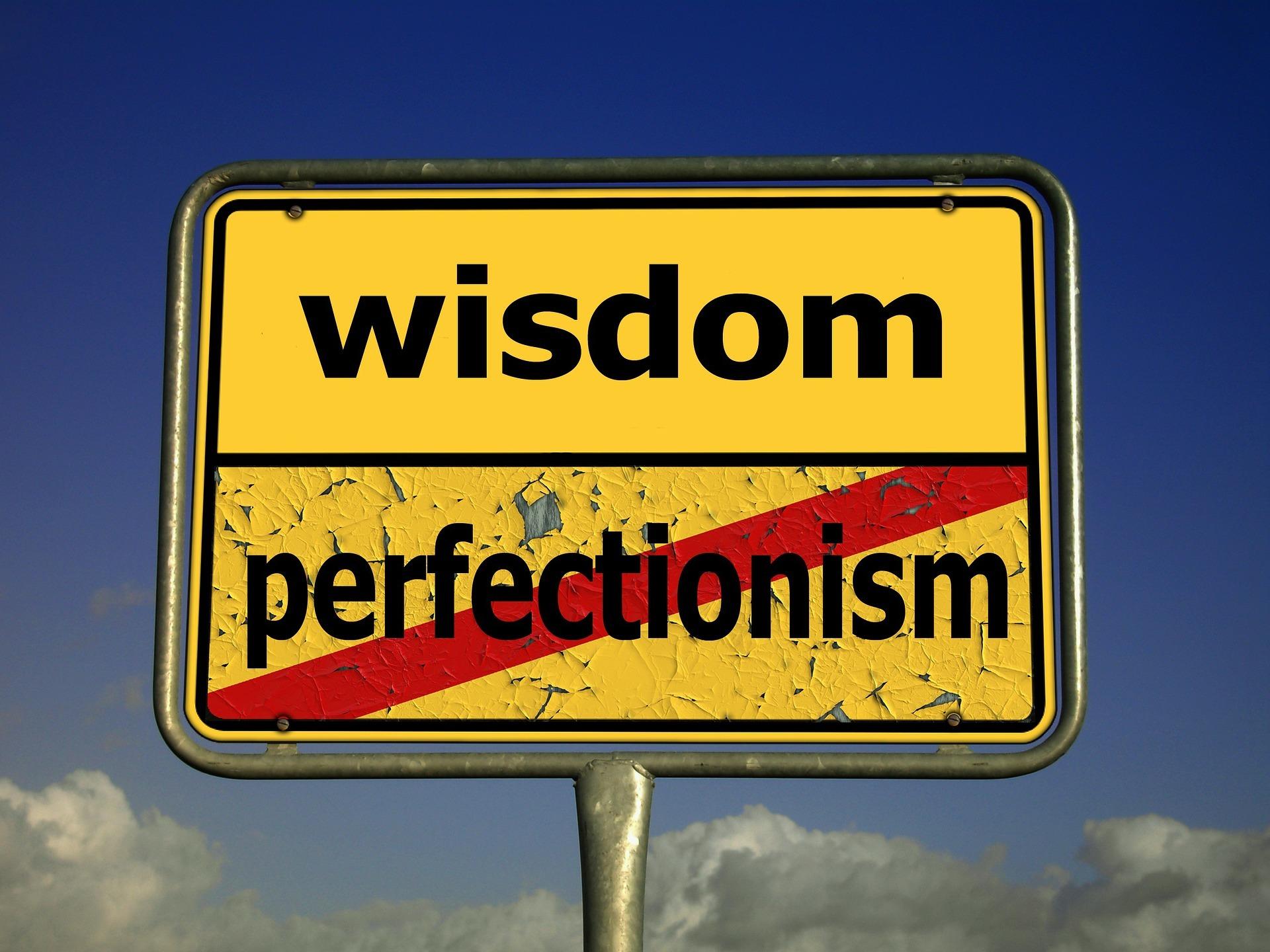 Što je perfekcionizam?