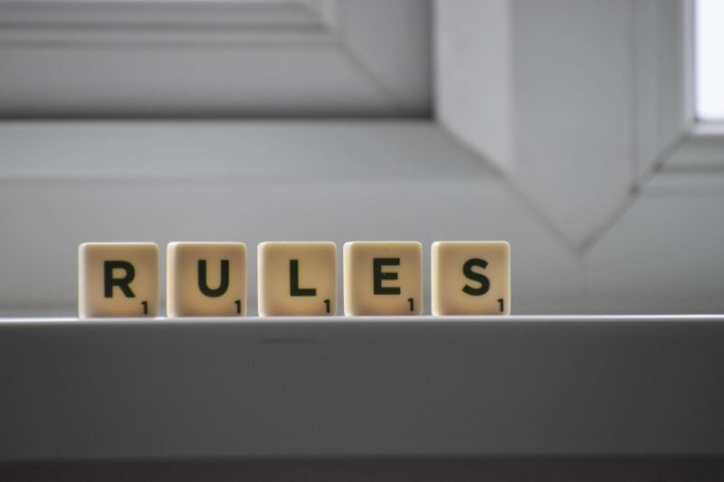 Kada tvoja pravila rade protiv tebe